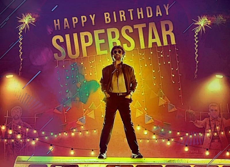 Chiranjeevi, Mahesh Babu, Venkatesh & others wish Superstar Rajinikanth