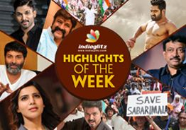 IndiaGlitz Weekly Round-Up: What All Happened