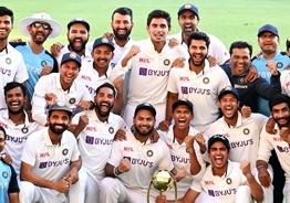 India win! BCCI announces Rs 5 Cr as team bonus