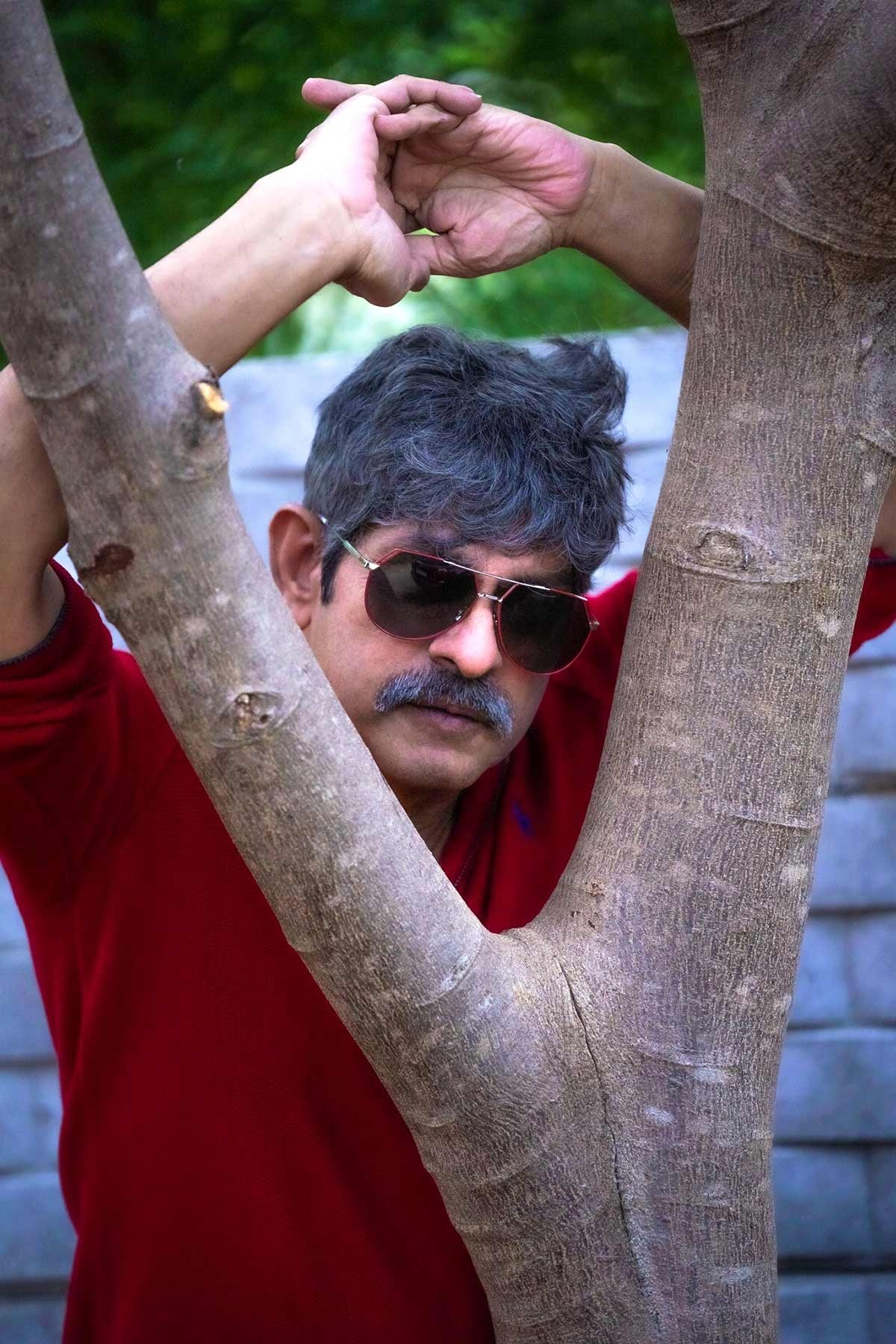 Jagapathi Babu is so much in love with his clean-shaven look