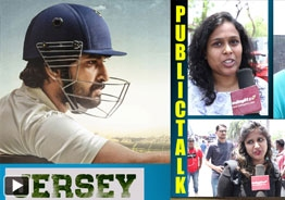 'JERSEY' Movie Public Talk