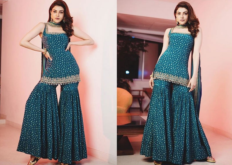 Kajal Aggarwal looks gorgeous in pre-wedding pics