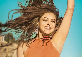 'Ranarangam': Kajal's First Look is cool