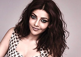 Kajal is ultra-glamorous in red