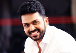Karthi blessed with a baby boy!