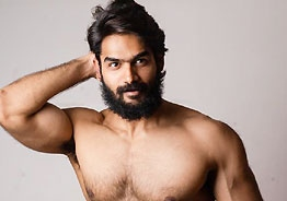 Pic Talk: Kartikeya becomes macho in lockdown time!