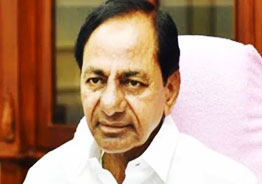KCR tests positive for coronavirus; Details inside