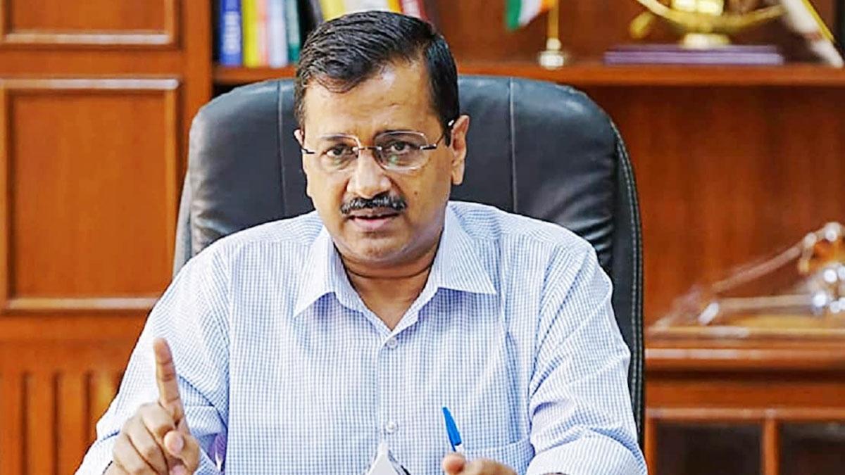 Kejriwal is against global tenders for vaccines - Telugu ...