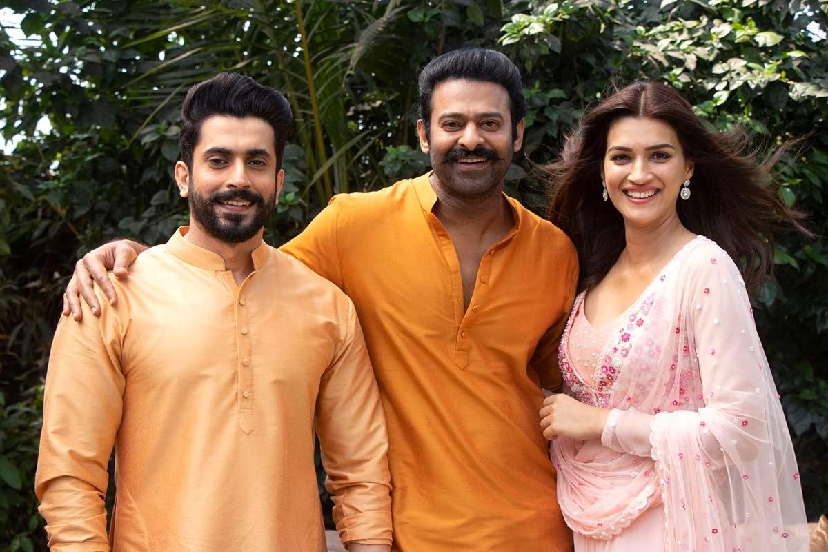 Kriti Sanon it is for Prabhas epic drama