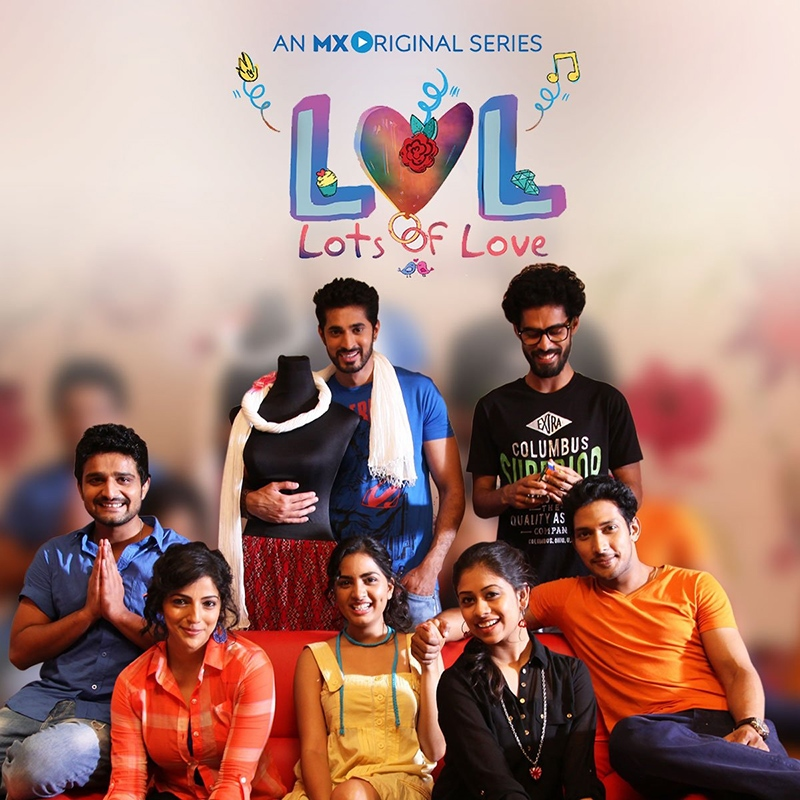 Lots Of Love series pleases the viewer with rich content