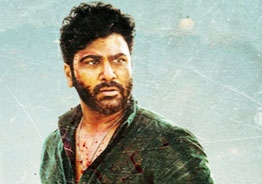 Sharwanand gets violent in First Look of 'Maha Samudram'