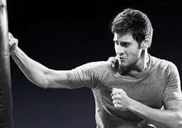 Pic Talk: Mahesh Babu shows 'strength' by posting a macho pic