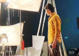 Mahesh Babu's Behind-The-Scenes pic out!