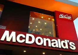 Hindus on social media angry with McDonald's