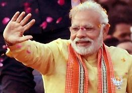 Modi files nomination in Varanasi