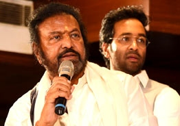Mohan Babu to call on KCR, exhorts unity
