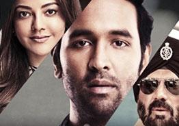 'Mosagallu' Trailer: Of money-crazy guys, action and thrills