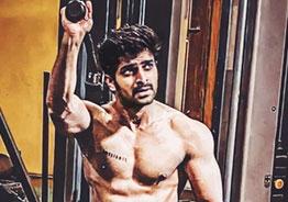 Pic Talk: Naga Shaurya's macho look is fab!