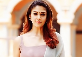 Nayanthara takes to deeksha, interacts with BJP leader