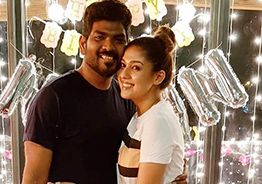 Look how boyfriend made Nayanthara's birthday special