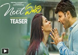 'Next Enti' Movie Teaser