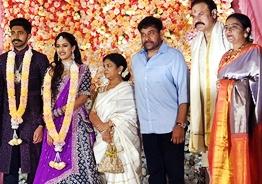 Niharika gets engaged to beau Chaitanya