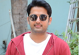 Nithiin feels blessed about divine vibes