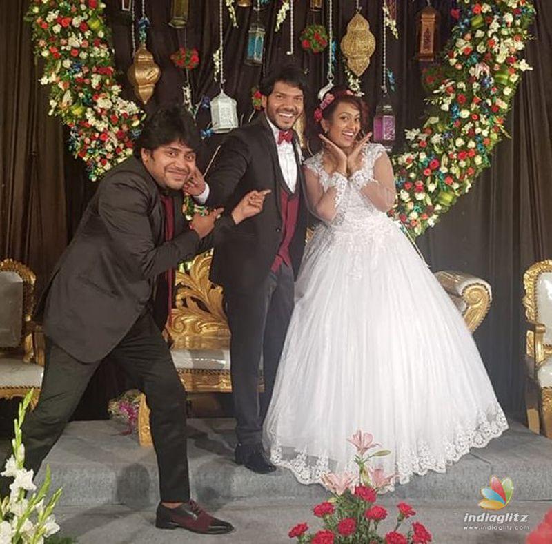 Singer Noel Sean marries actress Esther - Telugu News