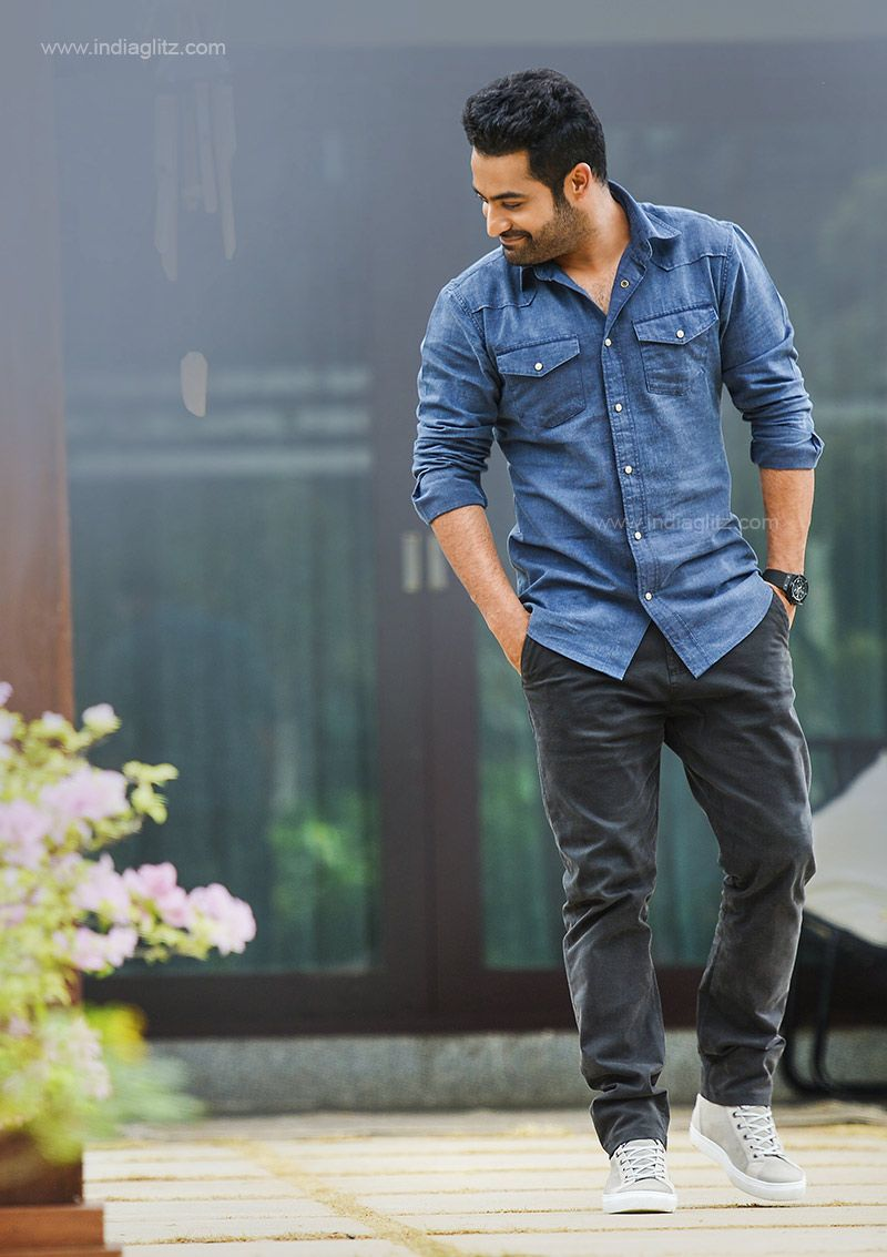 NTR smiles heartily in still; audio date sealed