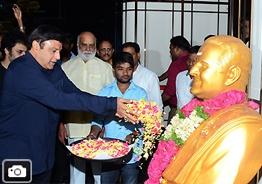'NTR Mahanayakudu' Premier Show