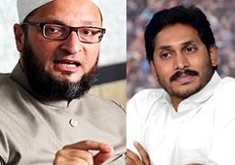 Will campaign for Jagan; Naidu will be decimated: Owaisi
