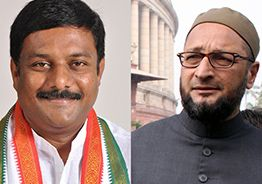 Owaisi-Maheshwar Reddy row: Audio tape leaked!