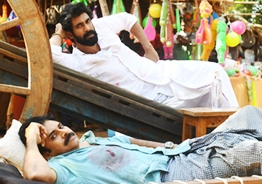 Pic Talk: Pawan Kalyan, Rana unwind on 'Bheemla Nayak' set