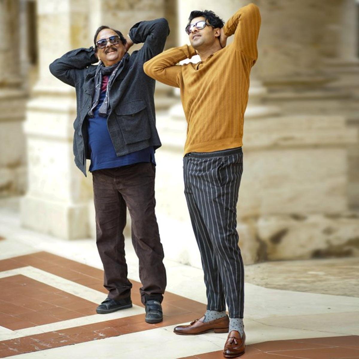 Pic Talk: Krishnam Raju thrills Prabhas fans with stylish photo