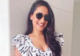 Pic Talk: Pragya Jaiswal's pretty pose stuns