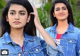 Priya Prakash Varrier Photos