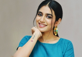 Priya Varrier about 'ISHQ', her future plans, and more