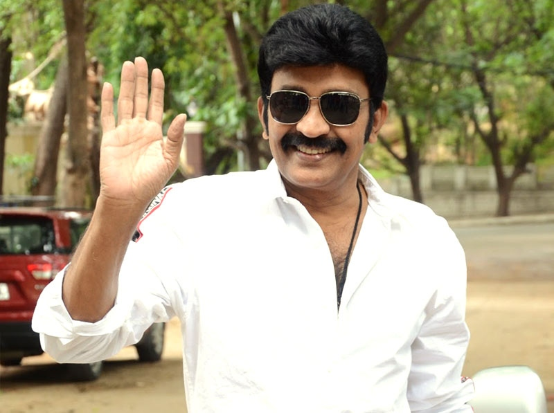 Kalki has passed in first class: Dr. Rajasekhar