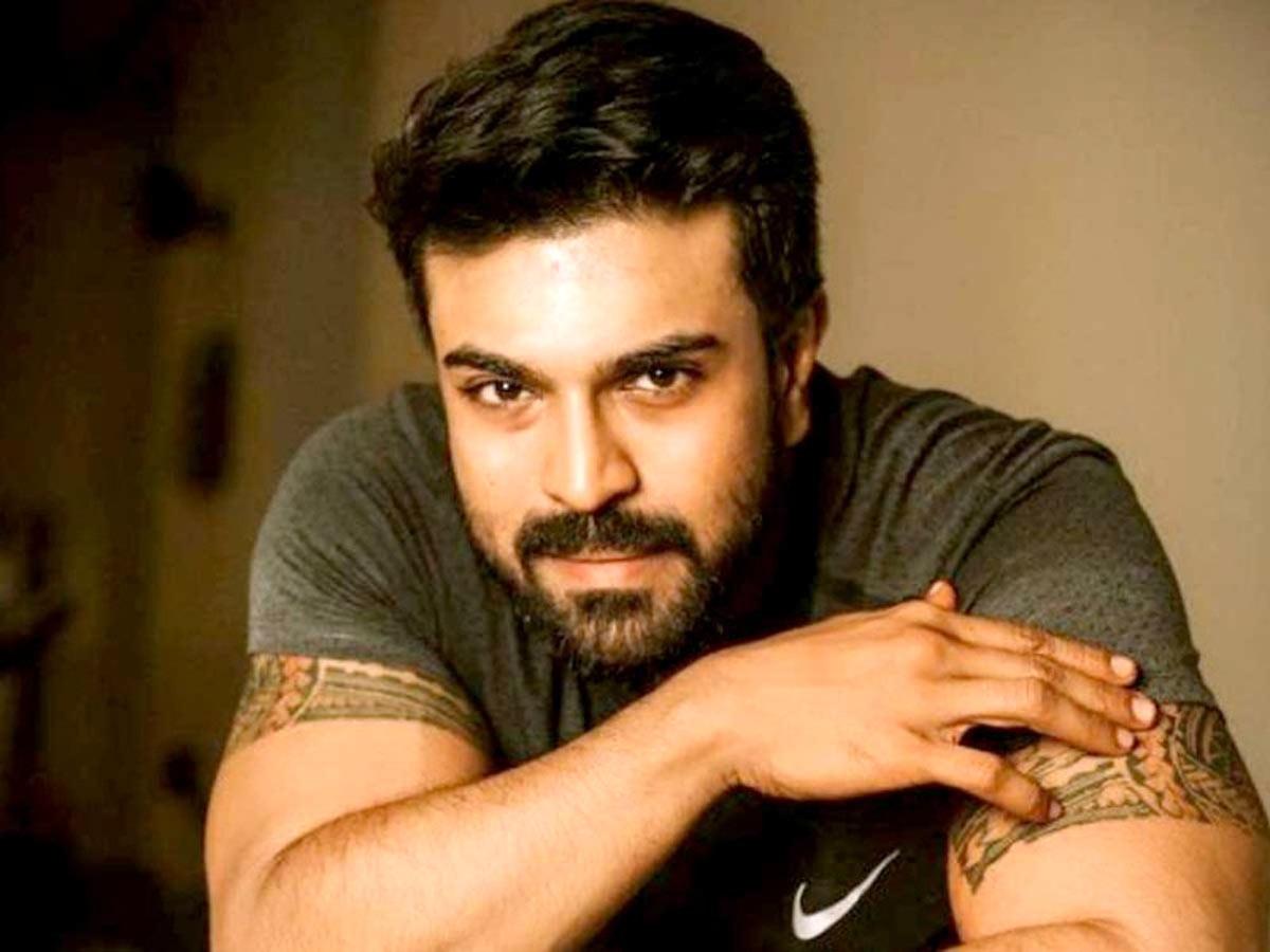 RRR writer roped in for Ram Charan-Shankar movie