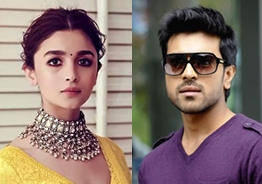 Ram Charan, Alia Bhatt special song for Rajamouli's RRR