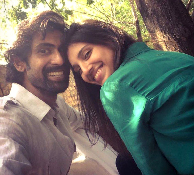 Rana Daggubati introduces his GF Miheeka to the world!