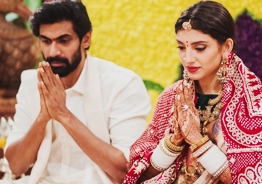 Pic Talk: Rana's post-marriage family pics are going viral