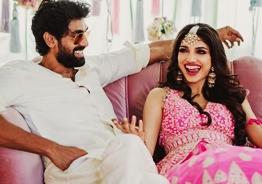 Rana Daggubati-Miheeka wedding: Check out the lovely pics!