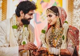 Rana Daggubati weds ladylove Miheeka Bajaj!