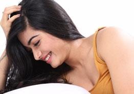 Rashmika Mandanna bowls over fans in satin slip dress