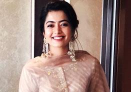 Rashmika Mandanna gets nostalgic as she shares first look of 'Sulthan'