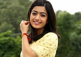 Buzz: Rashmika to romance superstar?