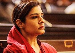 'KGF 2': Raveena Tandon's look unveiled on birthday