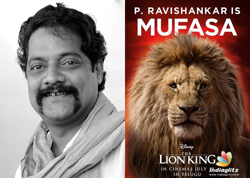 Jagapathi Babu Ravi Shankar Dub For The Lion King Telugu News Indiaglitz Com