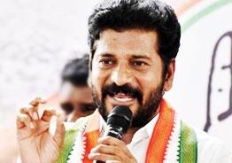 Revanth Reddy tears into BJP, MIM over NTR, PV